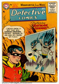 Silver Age (1956-1969):Superhero, Detective Comics #231 (DC, 1956). Condition: VG....