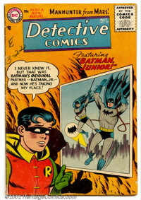 Detective Comics #231 (DC, 1956). Condition: VG