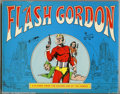 Golden Age (1938-1955):Science Fiction, Flash Gordon by Alex Raymond Hardcover (Nostalgia Press, 1967).Condition: VF-. Small tears on back of dust jacket....