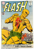 Silver Age (1956-1969):Superhero, The Flash (1st Series) #120 (DC, 1961). Condition: VG....