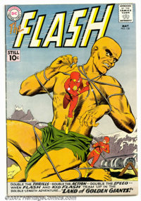 The Flash (1st Series) #120 (DC, 1961). Condition: VG