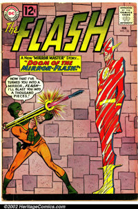 The Flash (1st Series) #126 (DC, 1962). Condition: VG