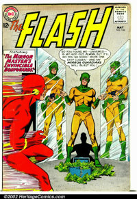The Flash (1st Series) #136 (DC, 1963). Condition: VG