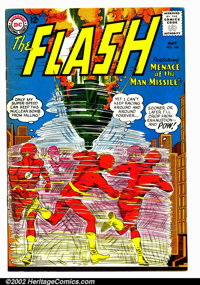 The Flash (1st Series) #144 (DC, 1964). Condition: VG+