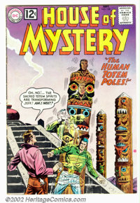 House of Mystery #126 (DC). Condition: VG+