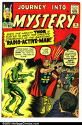 Silver Age (1956-1969):Superhero, Journey into Mystery #93 (Marvel, 1963). Condition VG+ ....