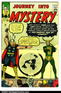 Silver Age (1956-1969):Superhero, Journey into Mystery #94 (Marvel, 1963). Condition FN+ ....