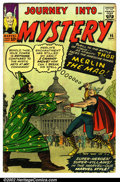 Silver Age (1956-1969):Superhero, Journey into Mystery #96 (Marvel, 1963). Condition VG+ ....
