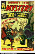 Silver Age (1956-1969):Superhero, Journey into Mystery #98 (Marvel, 1963). Condition FN. ...