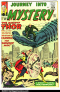 Silver Age (1956-1969):Science Fiction, Journey into Mystery #101 (Marvel, 1964). Condition FN. ...