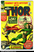 Silver Age (1956-1969):Superhero, Journey into Mystery #108 (Marvel, 1964). Condition FN....