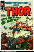 Silver Age (1956-1969):Superhero, Journey into Mystery (1st Series) #117 (Marvel, 1965). Condition: VG....