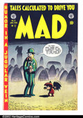 Golden Age (1938-1955):Humor, Mad #3 (EC, 1953). Condition: FN....