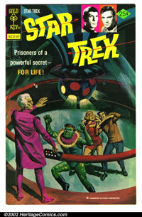 Star Trek #31 File Copy (Gold Key, 1975). Condition: VF-