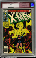 Modern Age (1980-Present):Superhero, The Uncanny X-Men #134 (Marvel, 1980). Condition CGC NM 9.4, off-white pages. Overstreet 2001 NM 9.4 value $30....