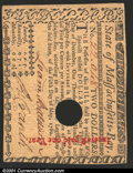 Colonial Notes:Massachusetts, May 5, 1780, $2, Massachusetts, MA-279, Choice AU, POC. A coupl...
