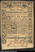 Colonial Notes:Rhode Island, May, 1786,