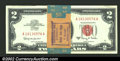 Small Size:Legal Tender Notes, An original pack of 25 1963A $2 Legal Tender Notes, Fr-1514, al...
