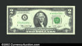 Small Size:Federal Reserve Notes, 1976 $2 Federal Reserve Note, Fr-1935-A*, Gem CU. ...
