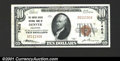 National Bank Notes:Colorado, Denver, CO - $10 1929 Ty. 1 United States National Bank ...