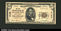 National Bank Notes:West Virginia, Huntington, WV - $5 1929 Ty. 1 First Huntington National ...