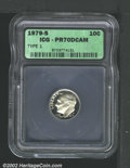 Proof Roosevelt Dimes: , 1979-S 10C TYPE 1, DC