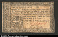 Colonial Notes:Pennsylvania, April 10, 1777, 4s, Pennsylvania, PA-217a, AU. ...