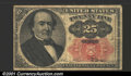 Fractional Currency:Fifth Issue, Fifth Issue 25c, Fr-1308, VF. ...
