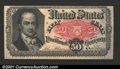 Fractional Currency:Fifth Issue, Fifth Issue 50c, Fr-1381, Choice CU. ...