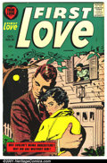 Silver Age (1956-1969):Romance, First Love #81 (Harvey, 1957). Condition: FN....
