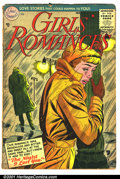 Golden Age (1938-1955):Romance, Girls' Romances #32 (DC, 1955). Condition: GD+. ...