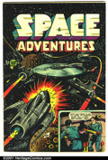 Golden Age (1938-1955):Science Fiction, Space Adventures #4 (Charlton, 1953). Condition: VG....