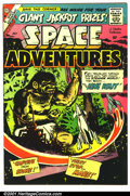 Golden Age (1938-1955):Science Fiction, Space Adventures #29 (Charlton, 1959). Condition FN....