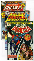Bronze Age (1970-1979):Horror, Tomb of Dracula #26 and 44-70 Group (Marvel, 1974-79) Condition:Average NM-.... (Total: 30)
