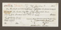Autographs:Others, 1922 Historic Sale of Babe Ruth Promissory Note. Now that the cursehas finally been broken by an historic eight-game Octo...