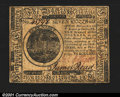 Colonial Notes:Continental Congress Issues, Continental Currency May 10, 1775 $7 About New. A light cen...