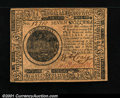 Colonial Notes:Continental Congress Issues, Continental Currency May 10, 1775 $7 Choice Extremely Fine....