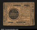 Colonial Notes:Continental Congress Issues, Continental Currency May 10, 1775 $7 Choice Very Fine. A ni...