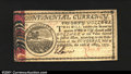 Colonial Notes:Continental Congress Issues, Continental Currency May 10, 1775 $20 Choice Extremely Fine....