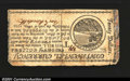 Colonial Notes:Continental Congress Issues, Continental Currency May 10, 1775 $20 Very Fine. The note h...