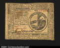 Colonial Notes:Continental Congress Issues, Continental Currency November 29, 1775 $2 Choice Very Fine....