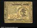 Colonial Notes:Continental Congress Issues, Continental Currency November 29, 1775 $3 Extremely Fine. U...