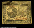 Colonial Notes:Continental Congress Issues, Continental Currency November 29, 1775 $6 Choice About New....