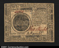 Colonial Notes:Continental Congress Issues, Continental Currency November 29, 1775 $7 Gem New. A beauti...