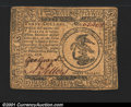 Colonial Notes:Continental Congress Issues, Continental Currency February 17, 1776 $3 Extremely Fine. P...