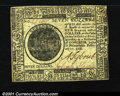Colonial Notes:Continental Congress Issues, Continental Currency February 17, 1776 $7 Choice New. A nic...