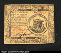 Colonial Notes:Continental Congress Issues, Continental Currency May 9, 1776 $1 Very Fine. A nice note ...