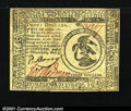 Colonial Notes:Continental Congress Issues, Continental Currency May 9, 1776 $3 Very Choice New. Beauti...