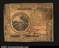 Colonial Notes:Continental Congress Issues, Continental Currency May 9, 1776 $6 Extremely Fine. Closely...
