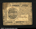 Colonial Notes:Continental Congress Issues, Continental Currency November 2, 1776 $7 Choice Very Fine. ...
